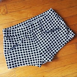 Cute Checkered Shorts | Small By Sparkle & Fade